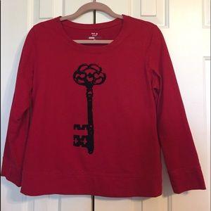Style & Co heavy sweatshirt